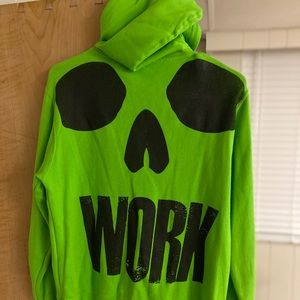Limited Edition Under 100 FNF Lime green Jacket